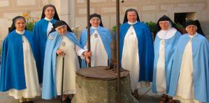 Monasterio de Concepcionistas Franciscanas Las Peraltas, Segovia