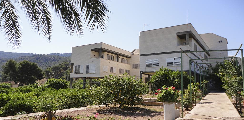 Convento de San Antonio Algezares Murcia
