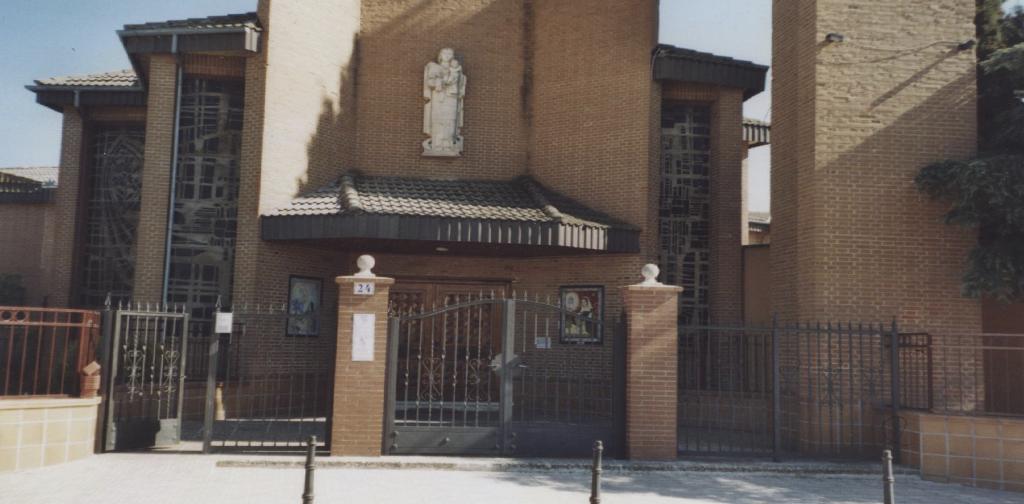 Monasterio de la Inmaculada Concepción Torrijos