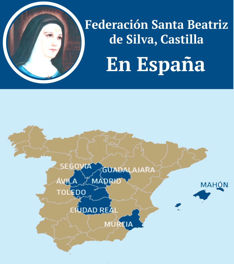 Federación Santa Beatriz de Silva en España