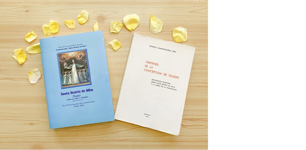 libros con bibliografía de Santa Beatriz