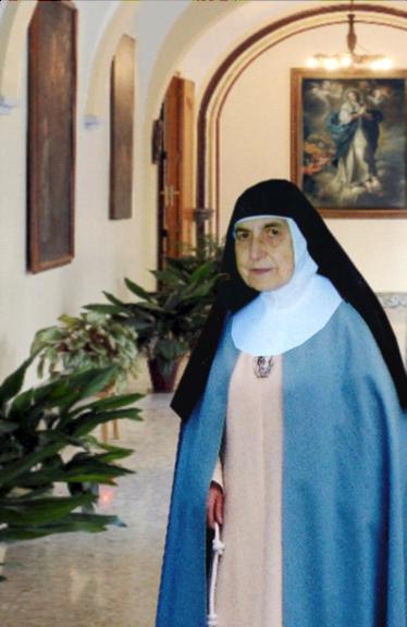 Madre María Ana Alberdi