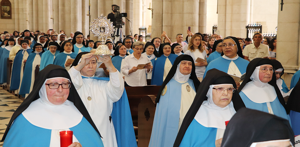 Beatificación de las 14 mártires concepcionistas
