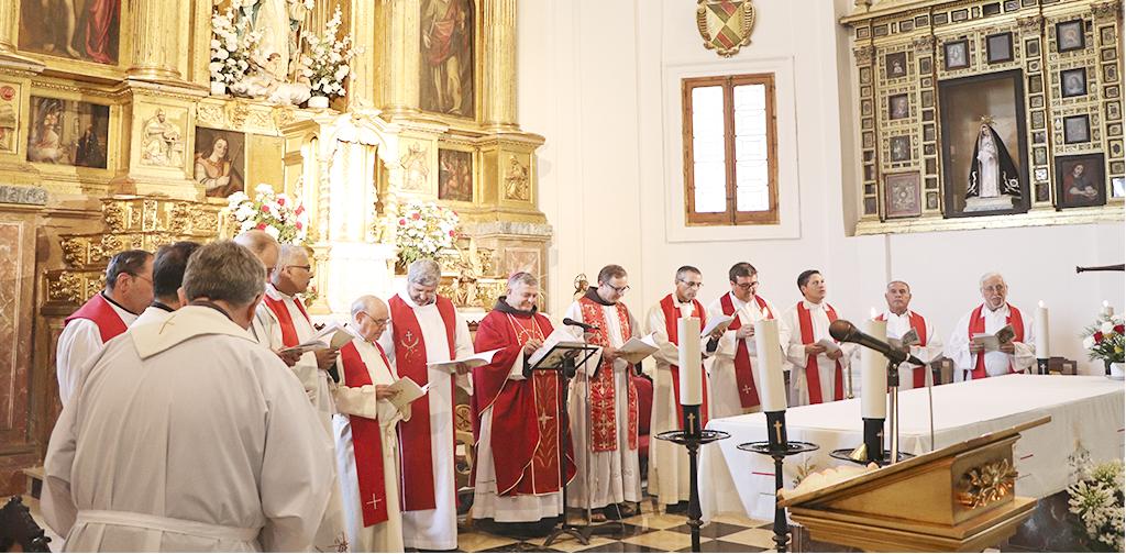 eucaristia accion de gracias beatificacion concepcionistas